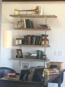 Gabe Kapler's shelf