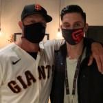 Gabe Kapler and Drew Robinson