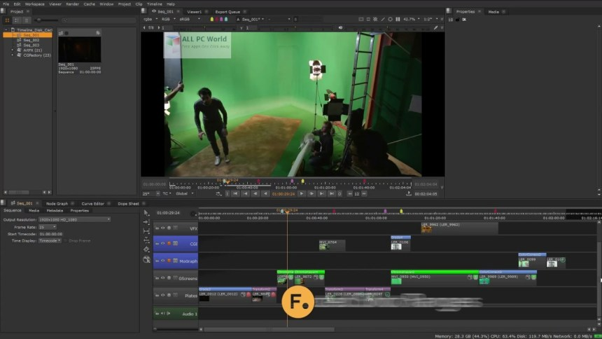 Descargar The Foundry Nuke Studio 11.3 gratis