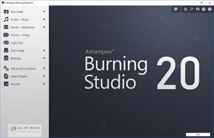 Descargar Ashampoo Burning Studio 20 gratis