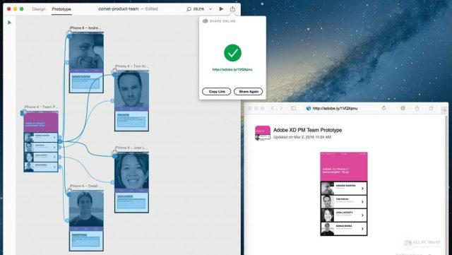 Adobe XD CC 2020 v29.1 descarga gratuita