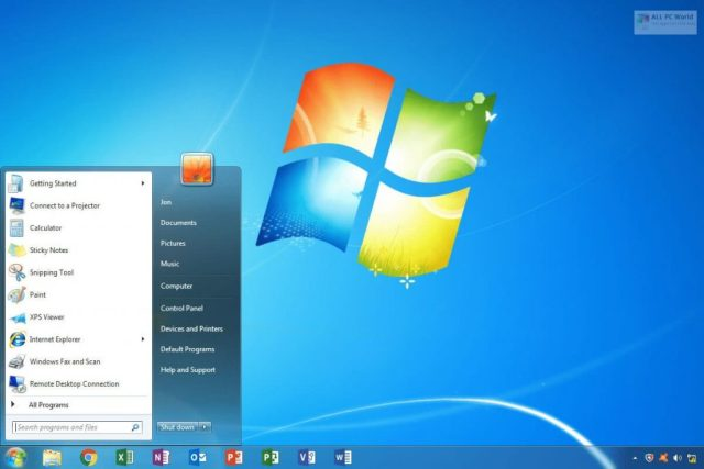 Windows 7 Ultimate SP1 Mayo de 2020