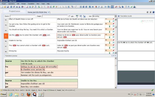 Kilgray memoQ Translator Pro 9.3.7 Descargar