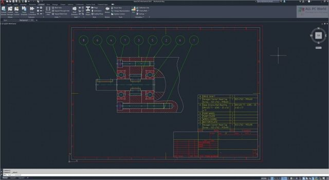Descarga de AutoCAD Mechanical 2021