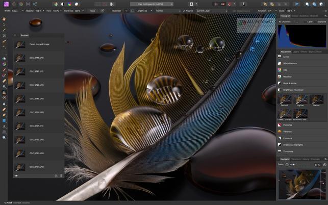 Affinity Designer 1.8.3 Descargar