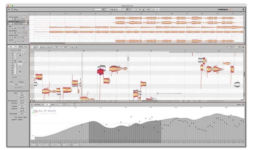 Celemony Melodyne Studio VST Descargar