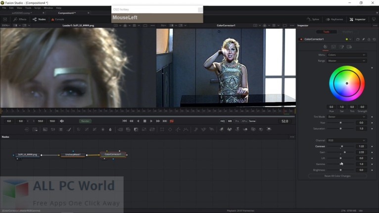 Descargar Blackmagic Fusion Studio 16.2 gratis