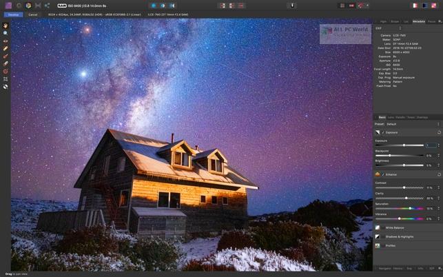 Affinity Designer 1.8.3 para Windows 10