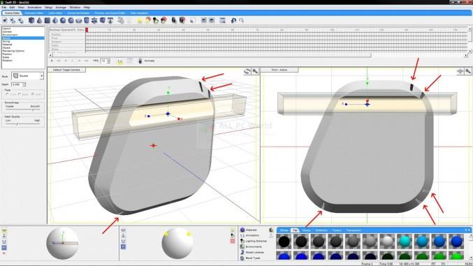 Revisión y características de Electric Rain Swift 3D