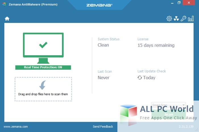Descarga gratuita de Zemana AntiMalware Premium
