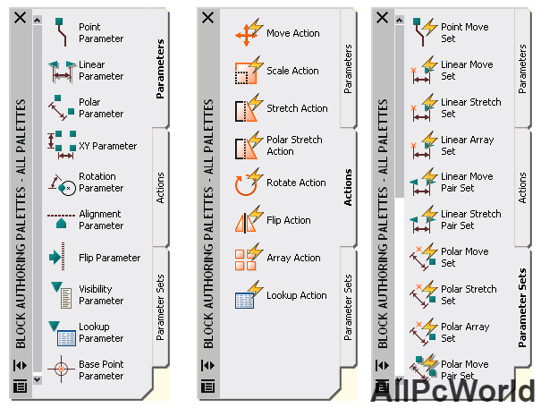 Autodesk AutoCAD 2006 bloques dinámicos