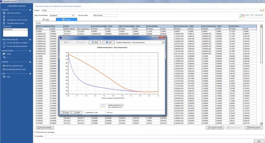 ProSim Simulator Termodinámica 2.0