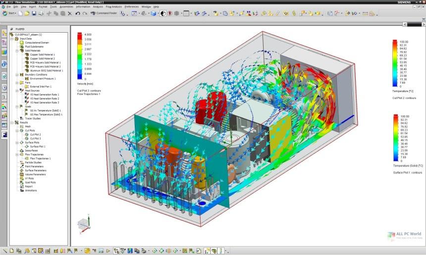 Mentor Graphics FloVent 10.1