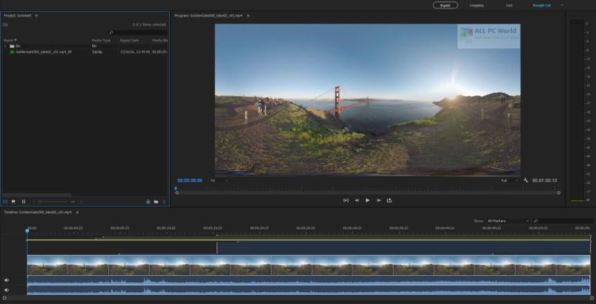 Adobe Prelude CC 2019 8.0 Descarga gratuita