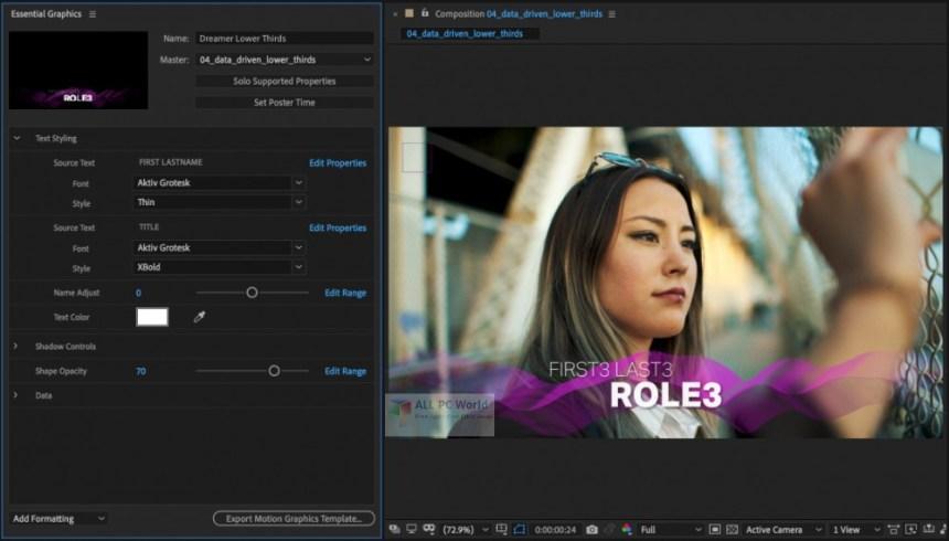 Descarga gratuita de Adobe After Effects CC 2019