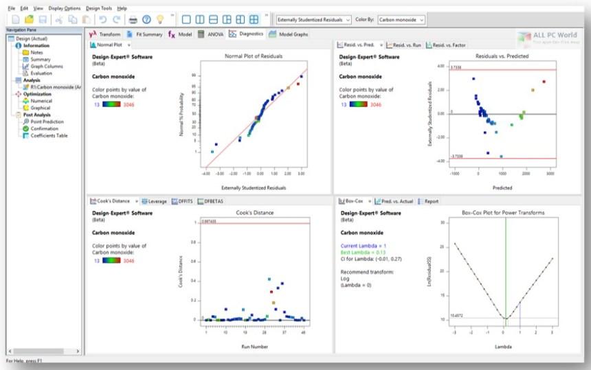 Stat-Ease Design-Expert 11.1