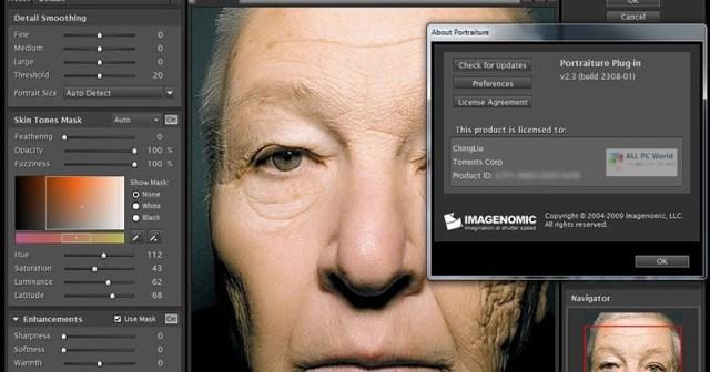 Imagenomic Portraiture 3.5.4 para Adobe Photoshop Descarga gratuita
