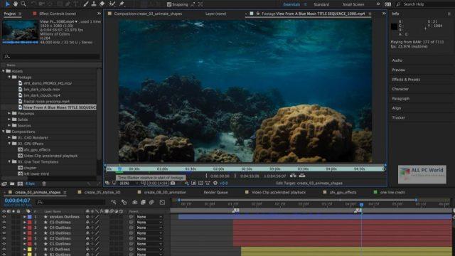 Adobe After Effects 2020 v17.1.4 Descarga con un clic