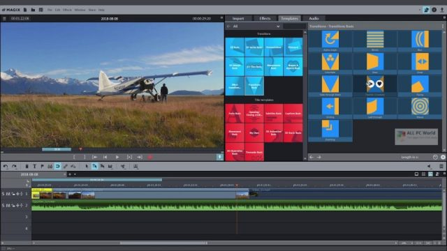 Instalador sin conexión de MAGIX Movie Edit Pro 2021 Premium 20.0
