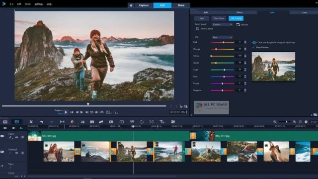 Corel VideoStudio Ultimate 2020 v23.3 Descargar