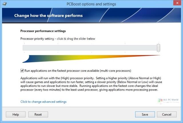 Descarga de PGWare PCBoost 5.8 con un clic