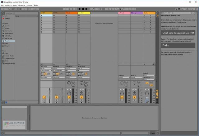 Ableton Live Suite 10.1.25 Descarga con un clic