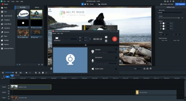 Descarga gratuita de ACDSee Luxea Video Editor 5.0