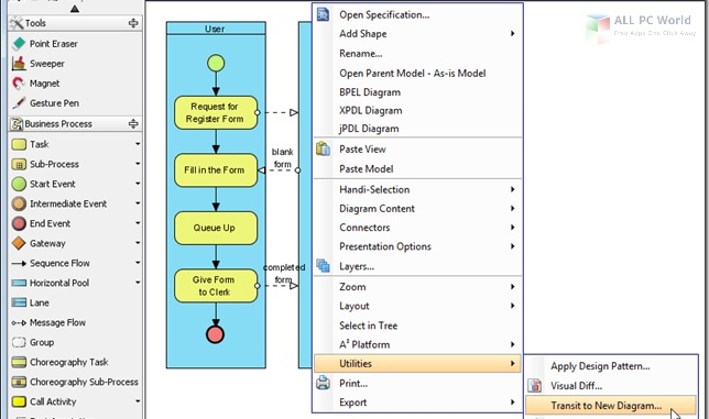 Descarga gratuita de Visual Paradigm Enterprise 16.2
