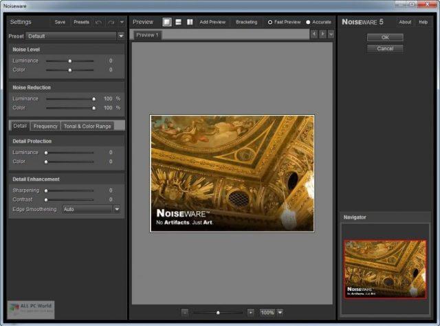 Imagenomic Noiseware 5.1.2 Enlace de descarga directa
