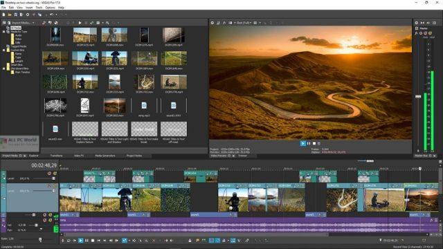 MAGIX VEGAS Pro 18.0 Descarga con un clic