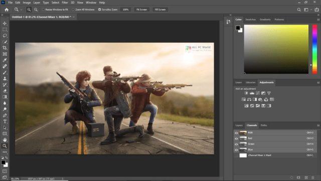 Adobe Photoshop CC 2020 v21.2.1 Descarga con un clic