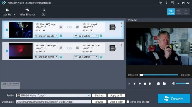 Aiseesoft Video Enhancer 9.2 Descarga con un clic
