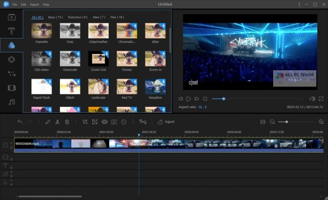 EaseUS Video Editor 1.6 Descargar