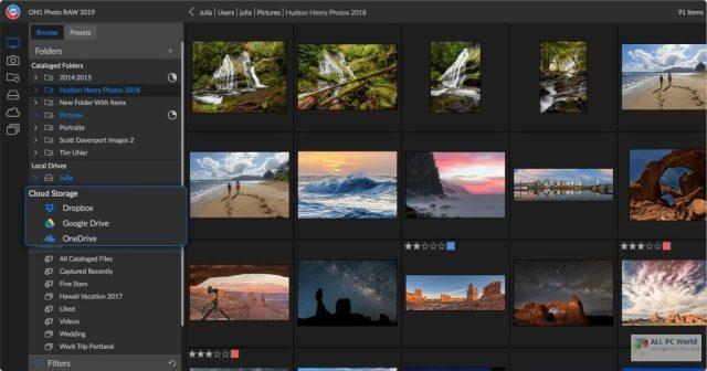 Descarga gratuita de ON1 Photo RAW 2020.5 v14.5