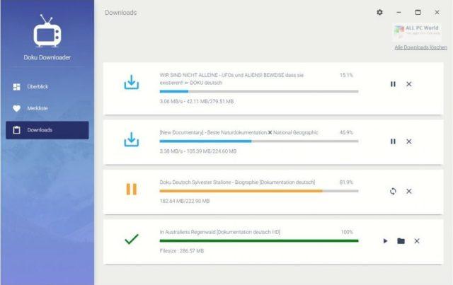 Abelssoft Doku Downloader Plus 2021 v3.1 Descarga con un clic