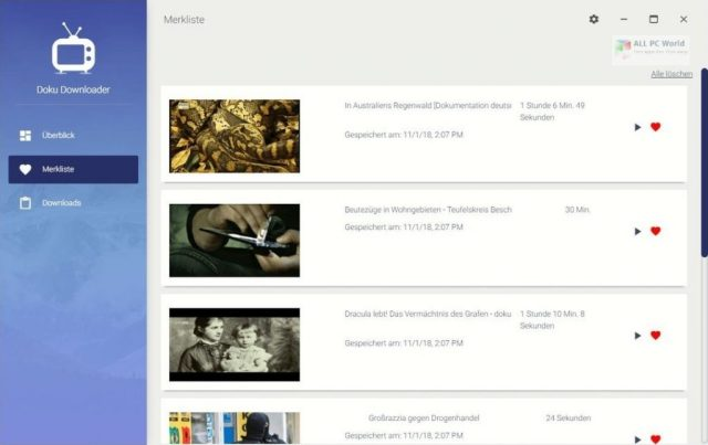 Abelssoft Doku Downloader Plus 2021 v3.1 Enlace de descarga directa
