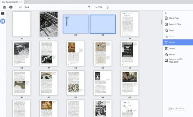 Descarga de la versión completa de Movavi PDFChef 21.0