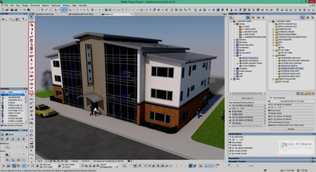Graphisoft ARCHICAD 2020 v24.0