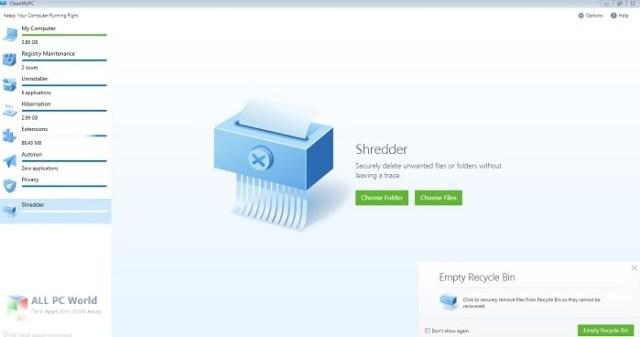 MacPaw CleanMyPC 2020 v1.10.7 Enlace de descarga directa