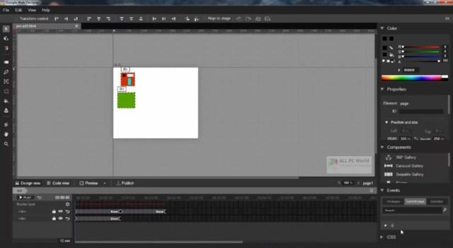 Descarga de la versión completa de Google Web Designer 10