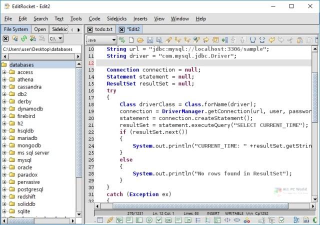 Richardson Software EditRocket 4.5.7 Enlace de descarga directa