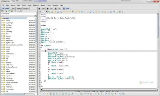 Richardson Software EditRocket 4.5.7 Descarga con un clic