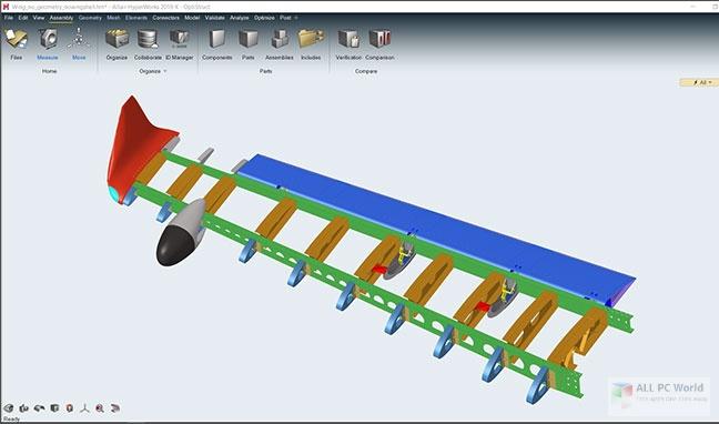 Configuración de Altair HyperWorks 2020