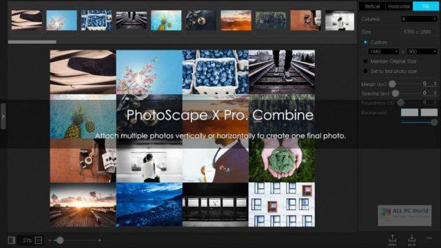 Descarga de PhotoScape X Pro 4.0 con un clic
