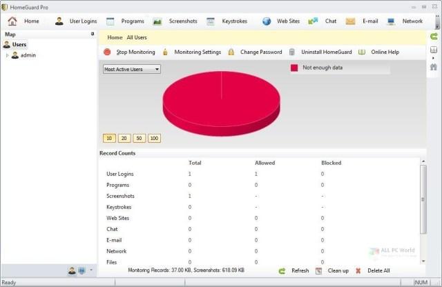 Enlace de descarga directa HomeGuard Professional 9.9.2