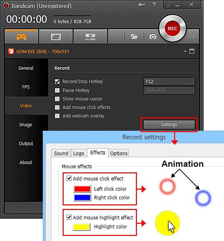 Revisión de Bandicam Screen Recorder