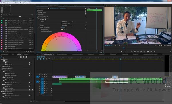 Revisión de Adobe Premiere Pro CC 2015