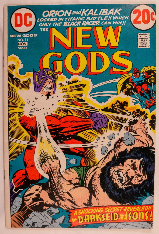 New Gods #11