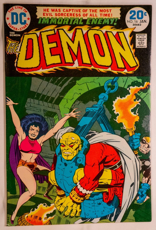 The Demon #16