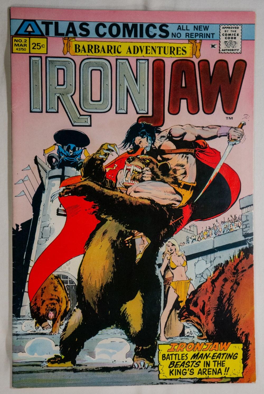 Iron Jaw #2